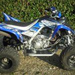 Moto cross quad occasion