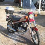 Moto occasion yamaha sr 125
