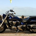 Moto yamaha midnight star occasion