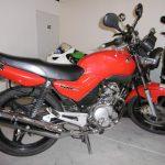 Moto yamaha ybr 125 occasion belgique