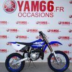Moto cross occasion 85cc yamaha