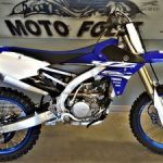 Moto cross yamaha occasion
