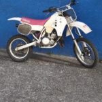Moto cross 80 yz occasion