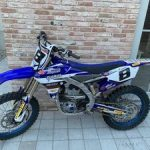 Moto cross yamaha occasion belgique