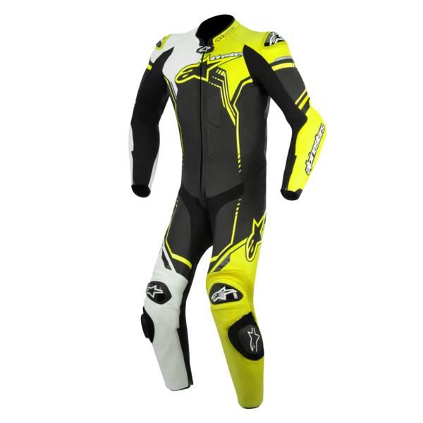 Equipement moto jaune