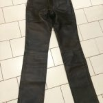Pantalon cuir mac adam moto