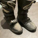 Taille botte moto alpinestar