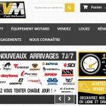 Site achat equipement moto