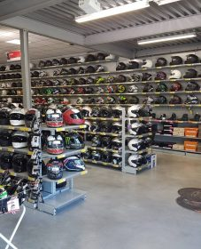 Magasin equipement moto orvault