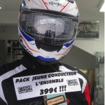 Pack complet equipement moto