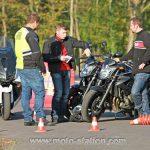équipement pour passer le permis moto
