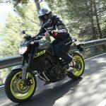 Equipement moto mt 09