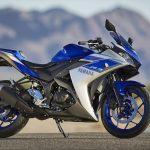 Blouson moto yamaha r3