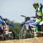 Equipement yamaha moto cross