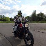 Equipement pour commencer la moto