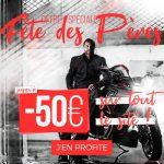 Boutique équipement moto paris