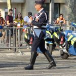 Gant moto police