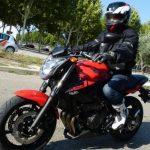 Nouveau equipement moto