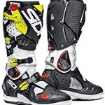 Botte moto cross sidi 3