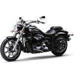 Equipement moto custom yamaha