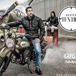 Marque de vetement moto vintage