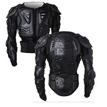 Protection épaules blouson moto