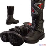 Botte moto cross taille 34