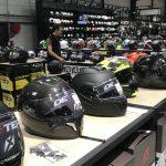 équipement moto en ligne