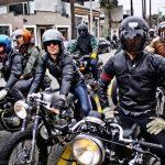 Vetement moto vintage