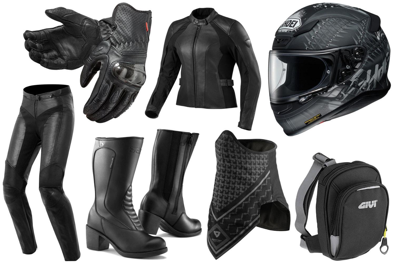 Quel équipement pour moto