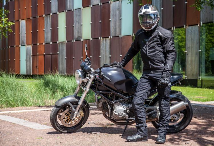 L équipement moto
