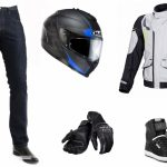Protection equipement moto