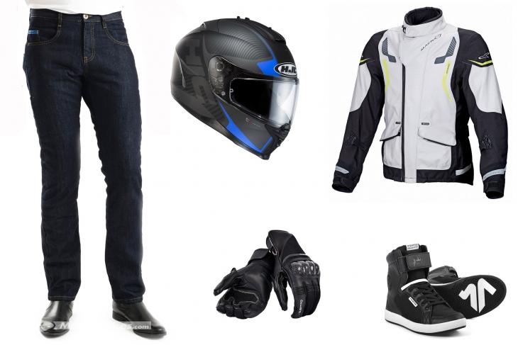 Blouson permis moto 2013