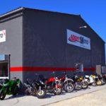 Equipement moto garage