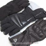 Meilleur gant moto hivers