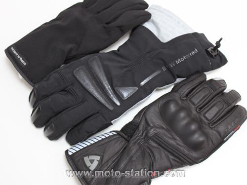 Acheter gant moto hiver
