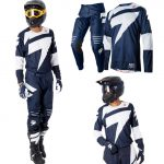 Pantalon moto cross husqvarna