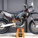 Equipement rallye raid moto