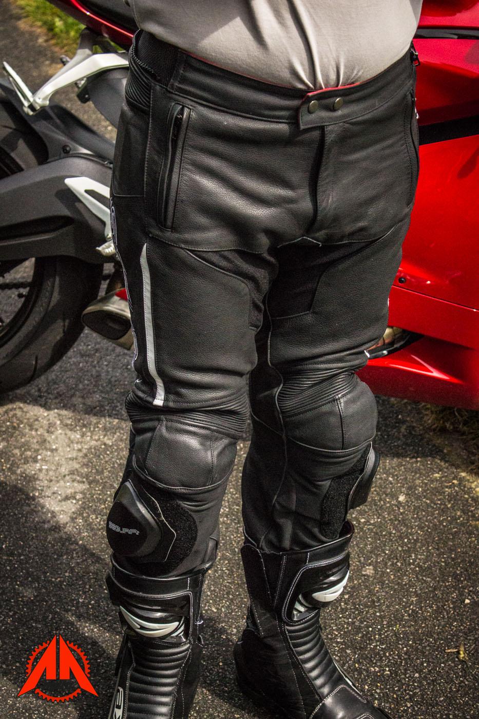 Pantalon racing moto