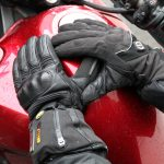 Test gant moto 30seven
