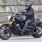 Equipement custom moto