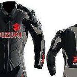Blouson moto cuir suzuki gsxr 2010