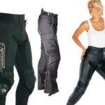 Choisir pantalon cuir moto