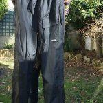 Pantalon de pluie moto bering chicago