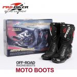 Botte moto racing gortex