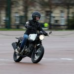 équipement moto 125 cm3