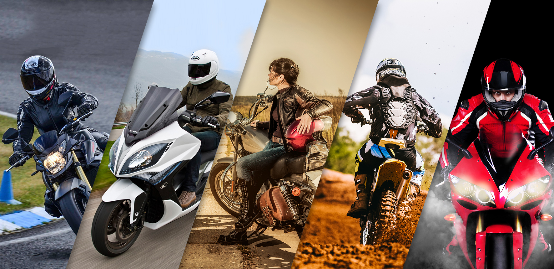 Magasins equipement moto paris