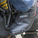 Botte basket moto