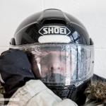 Gant moto hiver raclette