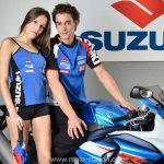 Suzuki moto vetement